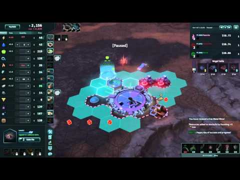 Offworld Trading Company Let's Play Part 3 Gotta Play the Market