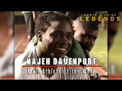 Najeh Davenport High School Highlights