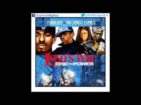 Fabolous - You Can't Slow Me Down (Feat. Red Cafe & Joe Budden) [Loso's Way: Rise to Power]