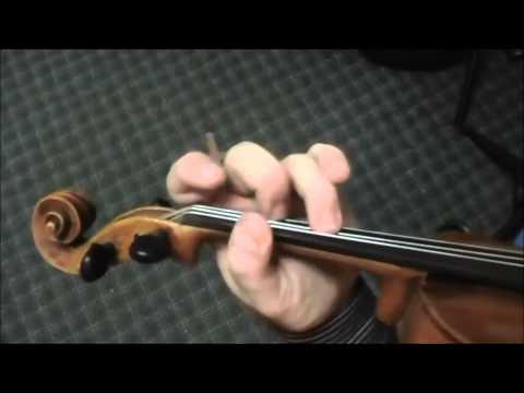 Violinteacher4you Tutorial: Robert Rotzler Playing Led Zeppelin's