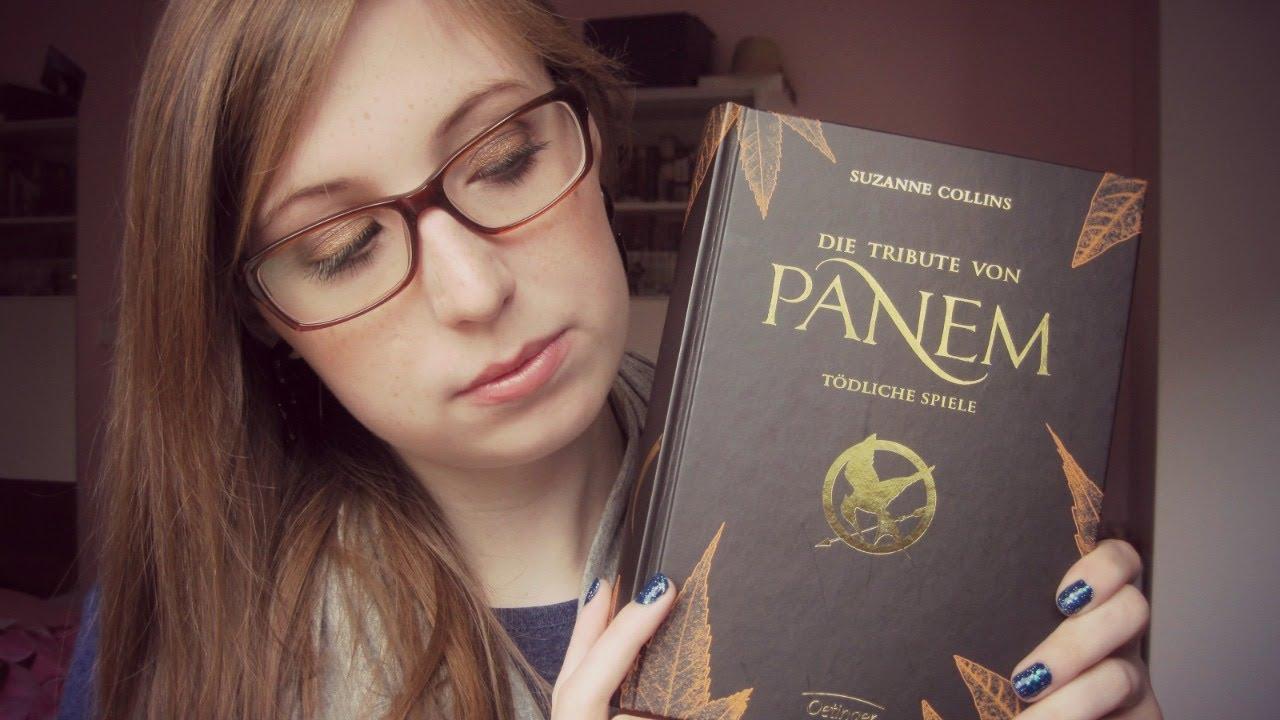 Die tribute von panem t dliche spiele von suzanne collins youtube for Die tribute von panem 2