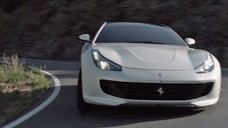 2017 Ferrari GTC4 Lusso T - OFFICIAL Trailer