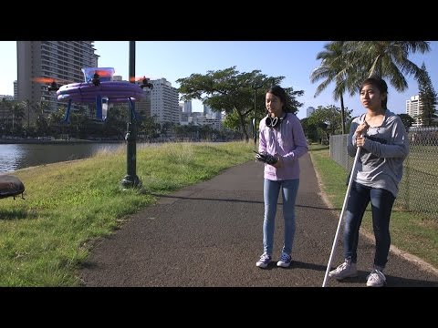 'Iolani School Robotics Takes Flight with Quadcopters