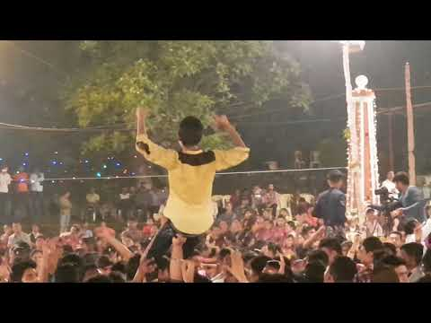 Jagdish patil in waliv navratri Utsav 2017