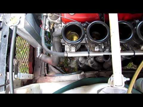 Toyota starlet K engine