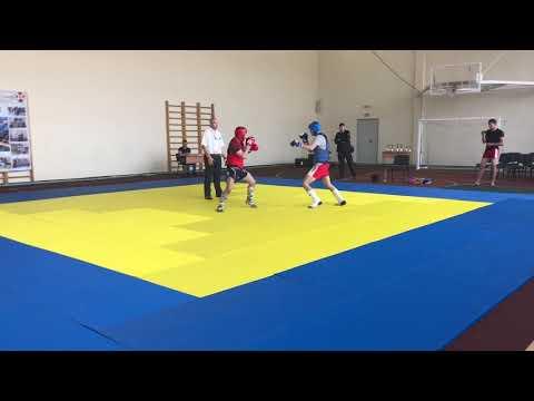 Гегам Манавазян Нокаут Чемпионат восточного округа по комплексному единоборству