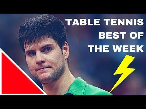 TABLE TENNIS BEST OF THE WEEK 08