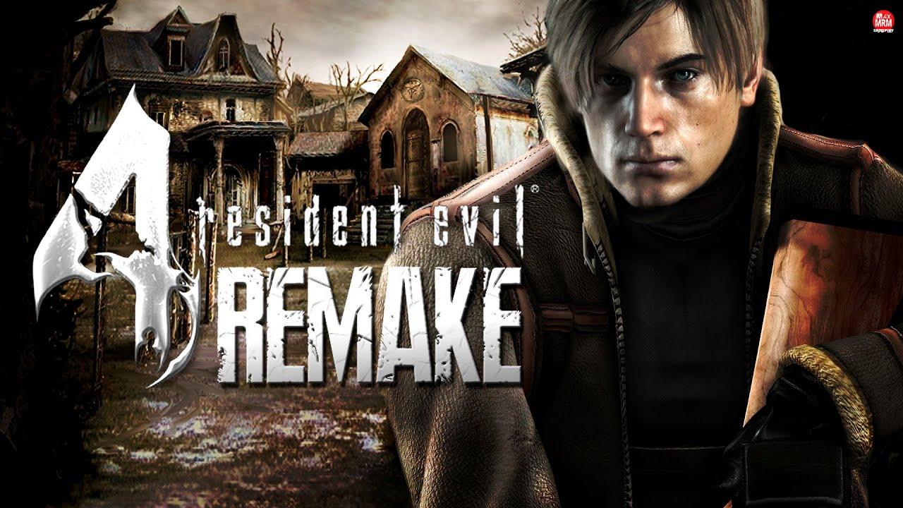 resident evil 4 remake ps4