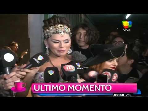 Un silencio que dice mucho: Así se negaba a hablar Loly Antoniale de la separación con Jorge Rial