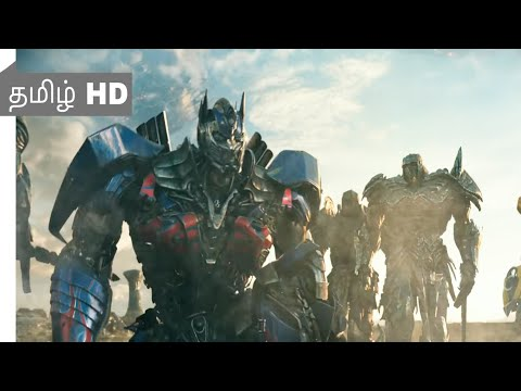Transformer : The Last Knight (2017) - The Judgement Is Death Scene Tamil 8 | Movieclips Tamil