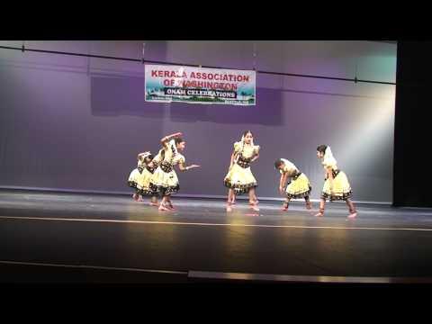 Kerala Association of Washington - Onam Celebration - Pranaamam
