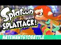 Splatoon Theme - SPLATTACK! Guitar Cover Song Music (NateWantsToBattle)