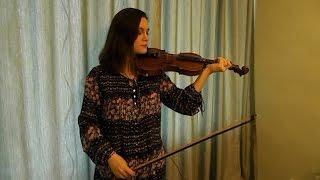 """Темы любви из сериала """"Великолепный век"""" (violin cover)"""