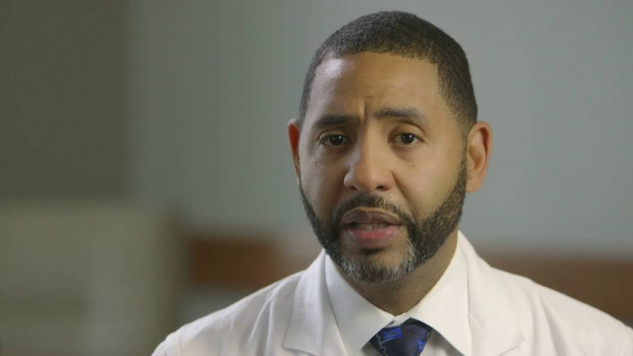Black Men In White Coats: Dr. Kevin Thomas