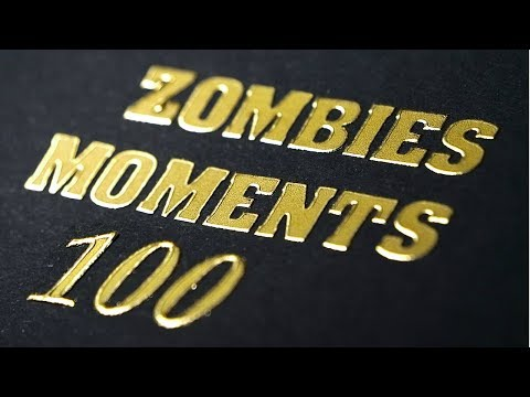 ZOMBIES MOMENTS #100 Call of Duty Black Ops 1 2 3 Gameplay Clips - TheRelaxingEnd