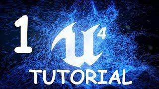 UNREAL ENGINE 4 - Introdução Básica - TUTORIAL ( Português )