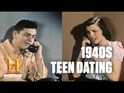 Flashback: Teen Dating Dos and Don'ts in the 1940s   History
