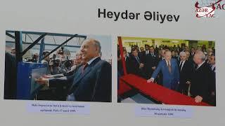 AZERTAC hosts exhibition marking national leader Heydar Aliyev's 95th anniversary