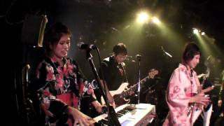 THE SPYMAKER - 和 (WA - Kimono) *Amazing Very Japanese styled SKA song (HD720p)
