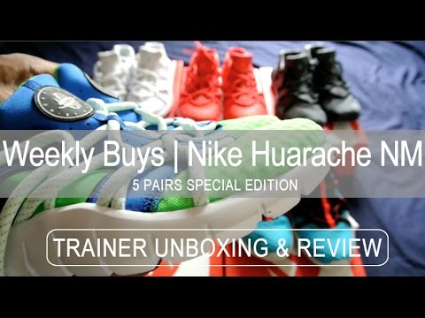 Nike Air Huarache NM | Special Review | Weekly Buys | Size.co.uk ...