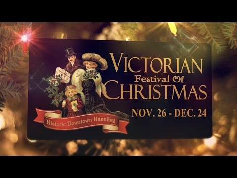 Hannibal Christmas 2020 Victorian Festival of Christmas | Hannibal, MO   YouTube