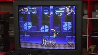 Classic Game Room   The Adventures Of Batman & Robin Review For Sega Genesis