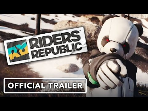 Riders Republic - Official Gameplay Trailer | Ubisoft Forward