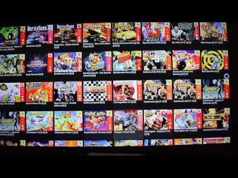 BrightVU Android TV Retro Gaming Box
