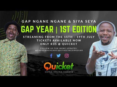 Download GAP YEAR WITH SIYA AND GAP NGANE NGANE