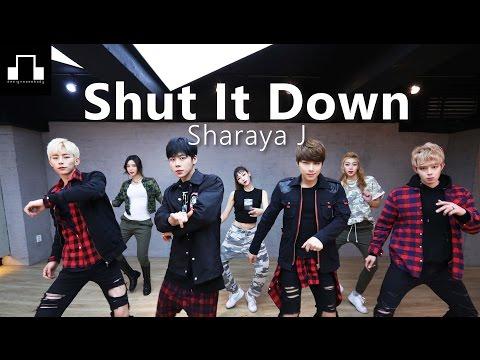 Sharaya J  Shut It Down  dsomeb choreography & dance
