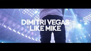 Dimitri Vegas, Like Mike, & Martin Garrix - Tremor (Music Video)