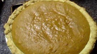 How To Make Homemade Sweet Potato Pie