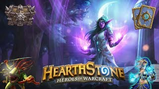 Hearthstone (Gameplay) - Kobolds & Catacombs - Control Warlock - THIS WARLOCK CAN
