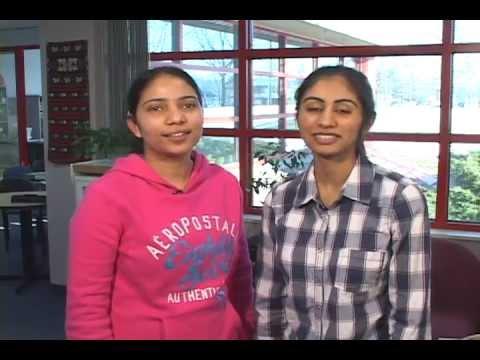 Indian Students at CNC