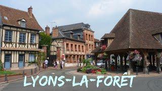 Lyons-la-Forêt - Normandie