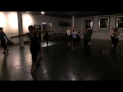 """Inside Out Choreography to Alyson Stoner & Brock Baker's """"Give Me Strength"""""""