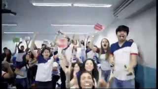 Vídeo para a formatura do Convênio 2014 Equipe