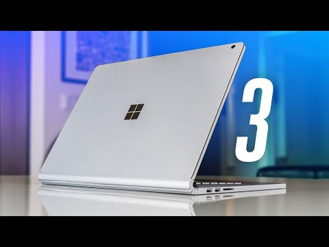 Surface Book 3 (13.5-inch) first look