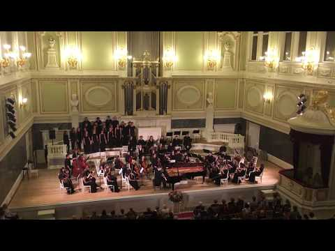Beethoven - Choral Fantasy in C minor Op. 80