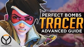 Overwatch: Advanced Tracer Guide - Perfect Pulse Bombs