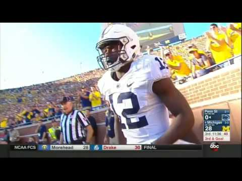 Penn State Nittany Lions at Michigan Wolverines in 30 Minutes - 9/24/16