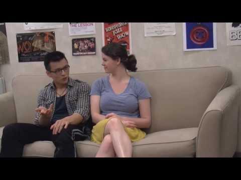 Cymbeline interview 1: Posthumus & Imogen
