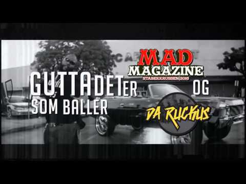 Mad Magazine 2016 - Fredde Blæsted feat. Mchjerp & El Negro (Spittin Studios)