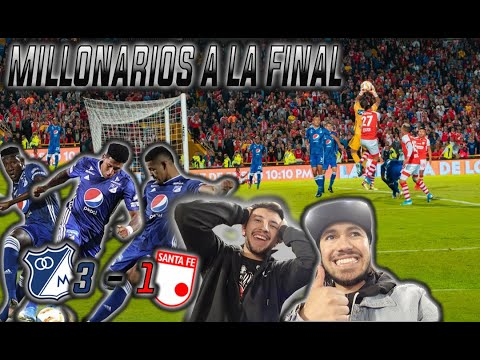 Millonarios vs America (Goles y highlights) Liga Aguila 2019-II   Fecha 17 from YouTube · Duration:  10 minutes 43 seconds