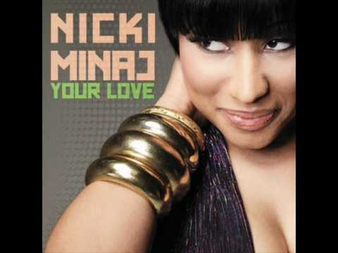 Nicki Minaj - Your Love Acapella