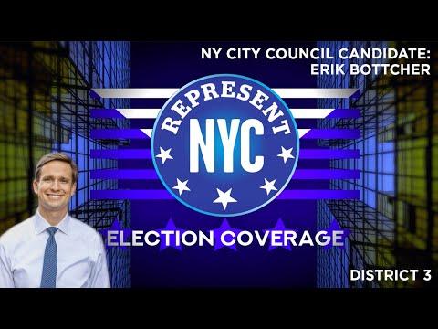 Represent NYC Election Coverage:  Erik Bottcher Candidate Statement