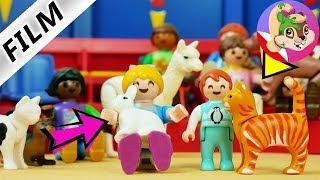 Playmobil Rodzina Wróblewskich | Casting DLA ZWIERZĄT w Playmobil City | Jak pójdzie Emmie i Hani?