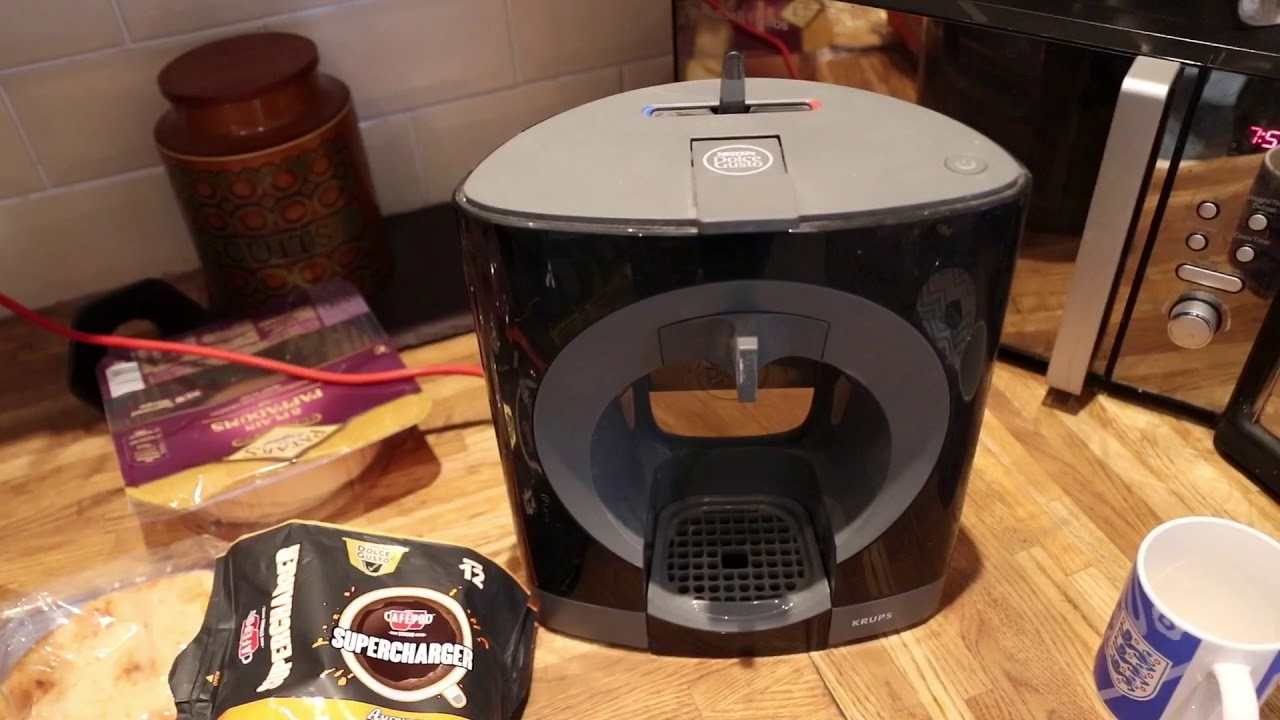 Nescafé Dolce Gusto Compatible Coffee Pods
