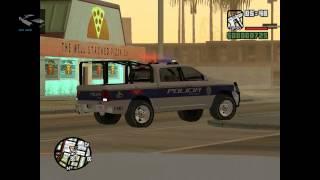 Patrulla Dodge RAM 2500 Chihuahua, Chih. GTA SA [+ Link De Descarga] HD