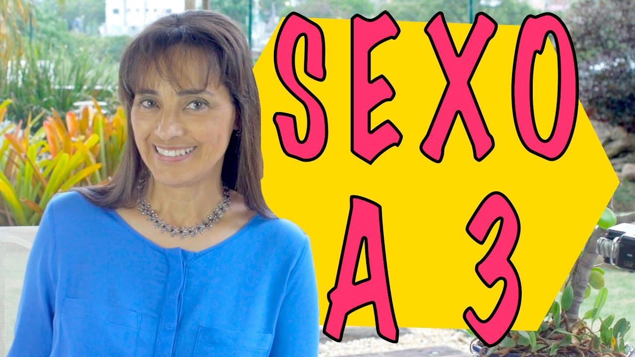 Sexo A Tres Youtube 103